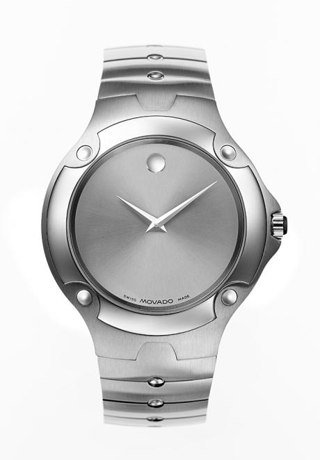 Movado se/sports edition steel