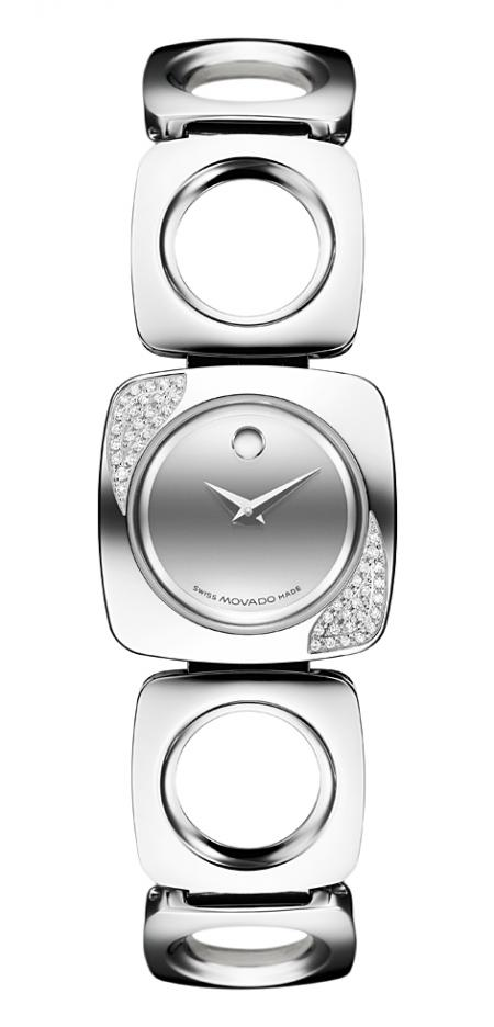 Movado dolca lady small diamonds
