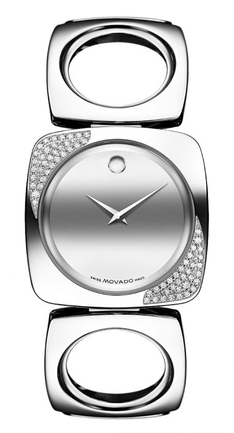 Movado dolca lady large diamonds