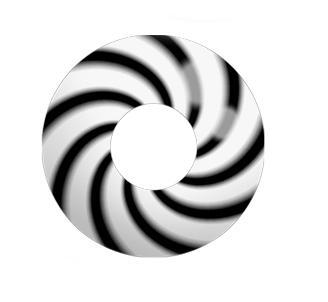 Dilly Eyes - Swirl - getönte Kontaktlinse