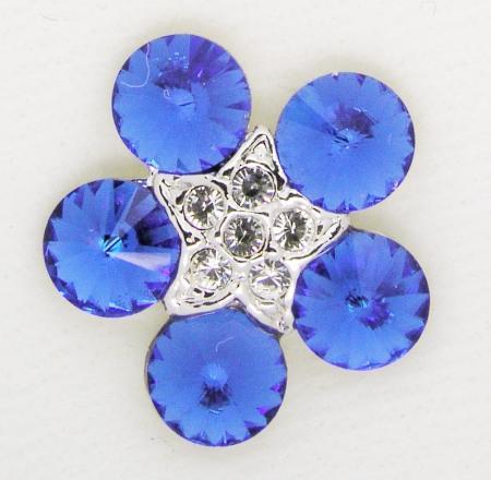 Screwbidoo Bauchpiercing Big Blue 2598