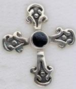 Screwbidoo Bauchpiercing Celtic Cross 0055