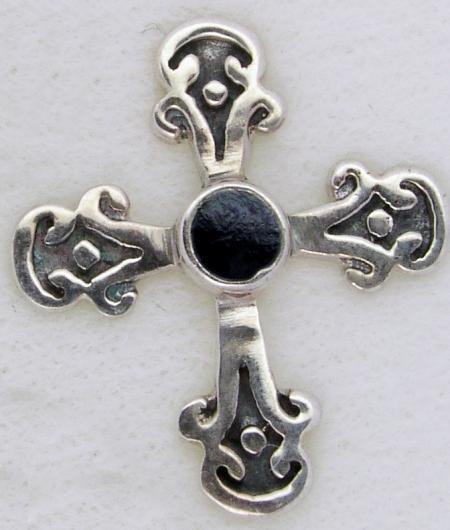 Screwbidoo Bauchpiercing Celtic Cross 0055