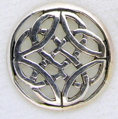 Screwbidoo Bauchpiercing Celtic Symbol  0058